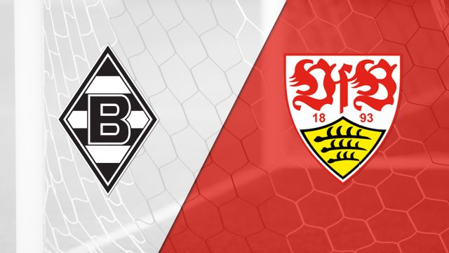 Borussia Monchengladbach vs. VfB Stuttgart (German Cup)