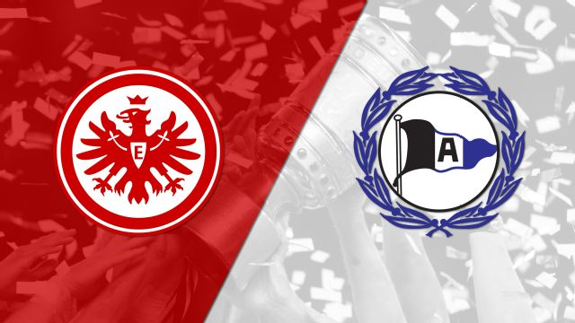 In Spanish - Eintracht Frankfurt vs. Arminia Bielefeld (Cuartos de Final) (German Cup)