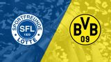 Sportfreunde Lotte vs. Borussia Dortmund (Quarterfinals)