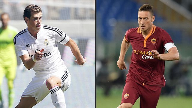 En Espa�ol - Real Madrid vs. AS Roma