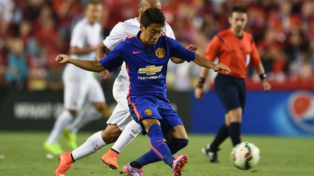 En Espa�ol - Manchester United vs. Inter Milan
