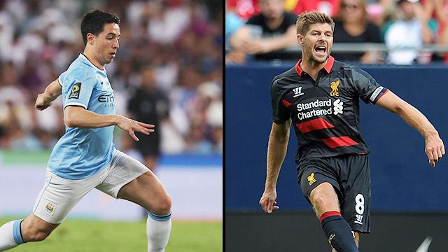 En Espa�ol - Manchester City vs. Liverpool