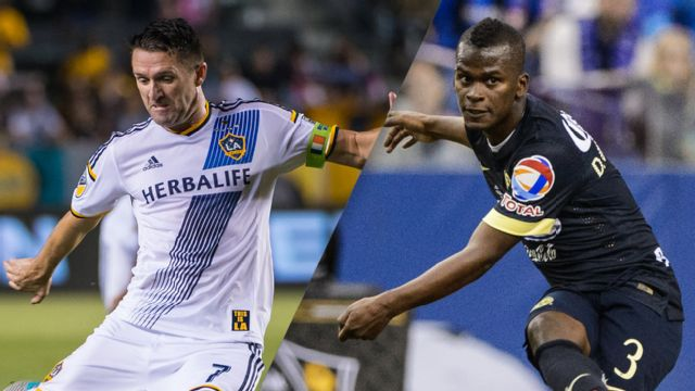 In Spanish - LA Galaxy vs. Club Am�rica (International Champions Cup) (re-air)