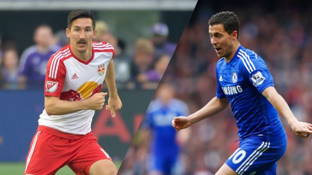 In Spanish - New York Red Bulls vs. Chelsea (International Champions Cup) (re-air)