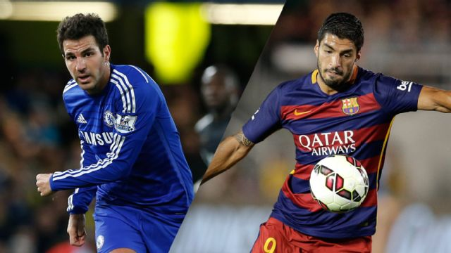 In Spanish - Chelsea vs. Barcelona (International Champions Cup)