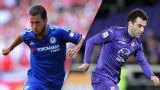 In Spanish - Chelsea vs. Fiorentina (International Champions Cup)