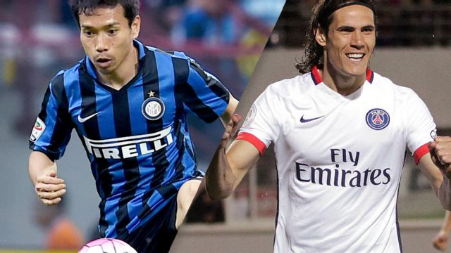 Internazionale vs. Paris Saint Germain (International Champions Cup)
