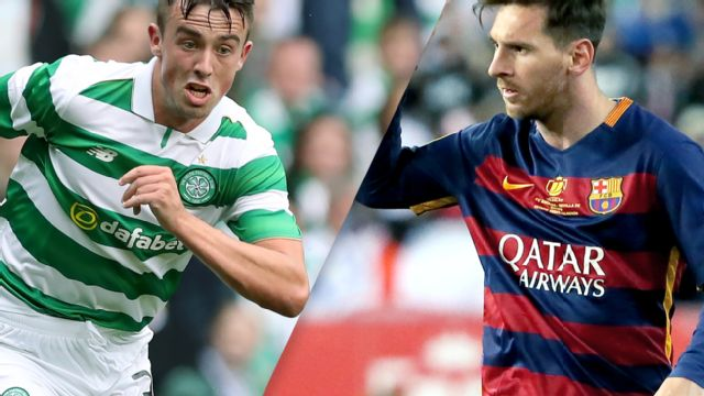Celtic vs. Barcelona (International Champions Cup)
