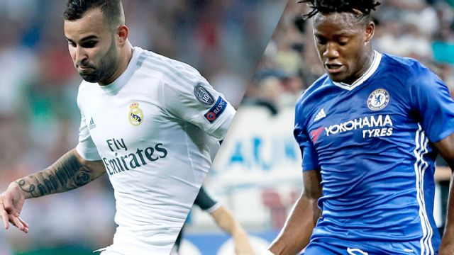 Real Madrid vs. Chelsea (International Champions Cup)