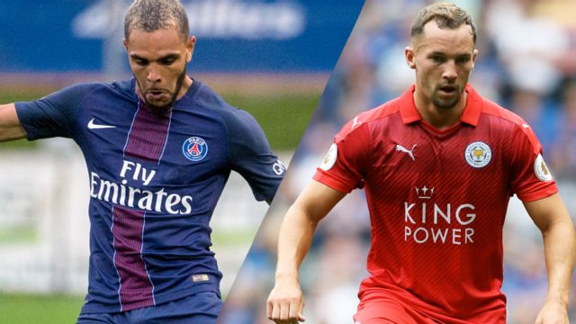 Paris St. Germain vs. Leicester City (International Champions Cup)