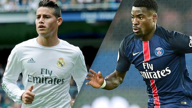 Real Madrid vs. Paris St. Germain (International Champions Cup)