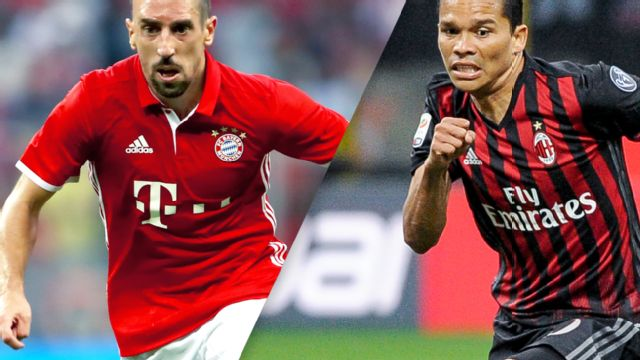Bayern Munich vs. AC Milan (International Champions Cup)