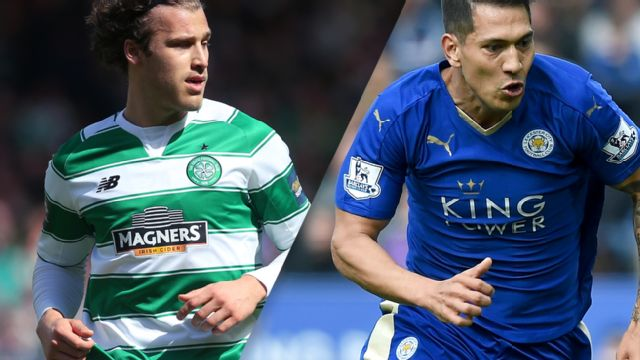 In Spanish - Celtic vs. Leicester City (International Champions Cup)
