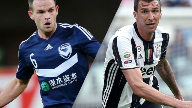 In Spanish - Melbourne Victory vs. Juventus (International Champions Cup)