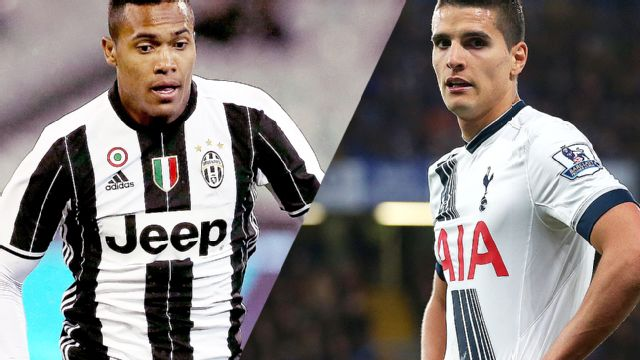 In Spanish - Juventus vs. Tottenham Hotspur (International Champions Cup)