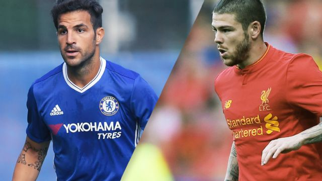 In Spanish - Chelsea vs. Liverpool (International Champions Cup)