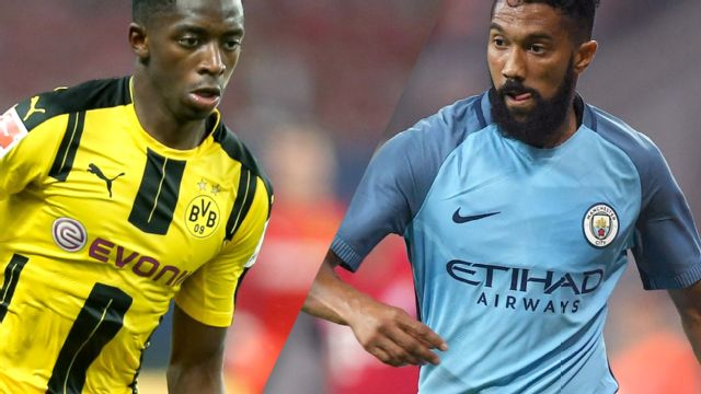 In Spanish - Borussia Dortmund vs. Manchester City (International Champions Cup)