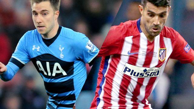 In Spanish - Tottenham Hotspur vs. Atl�tico Madrid (International Champions Cup)