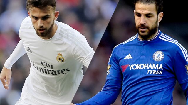 In Spanish - Real Madrid vs. Chelsea (International Champions Cup)