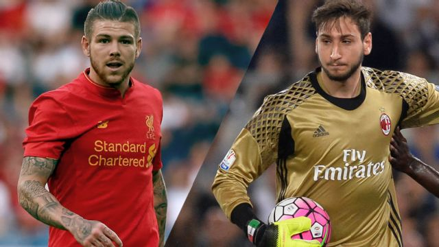 In Spanish - Liverpool vs. AC Milan (International Champions Cup)