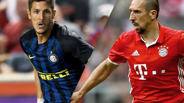 Internazionale vs. Bayern Munich (International Champions Cup)
