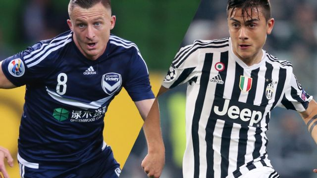 Melbourne Victory vs. Juventus (International Champions Cup)
