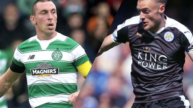 Celtic vs. Leicester City (International Champions Cup)