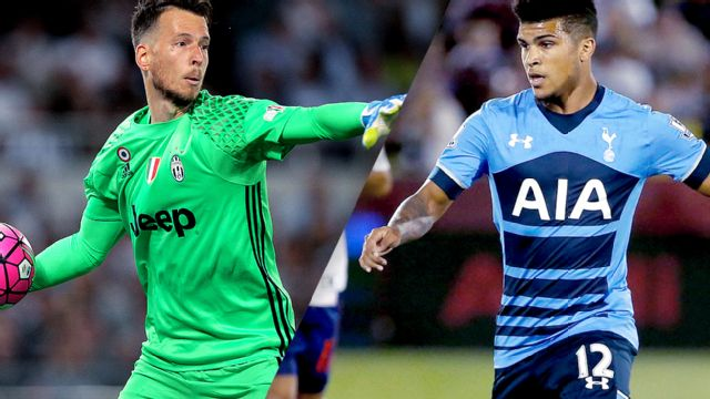 Juventus vs. Tottenham Hotspur (International Champions Cup)