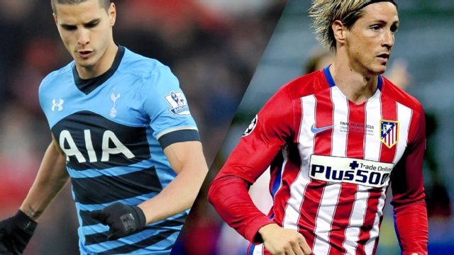 Tottenham Hotspur vs. Atl�tico Madrid (International Champions Cup)