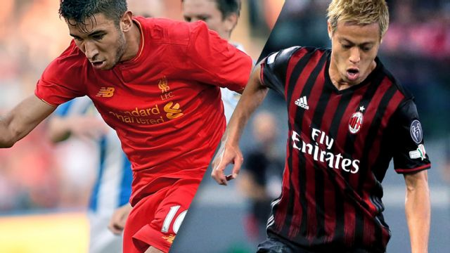 Liverpool vs. AC Milan (International Champions Cup)