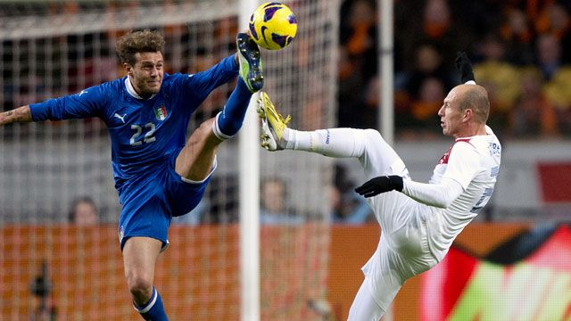 Holanda vs. Italia (re-air)