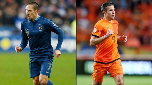 France vs. Netherlands