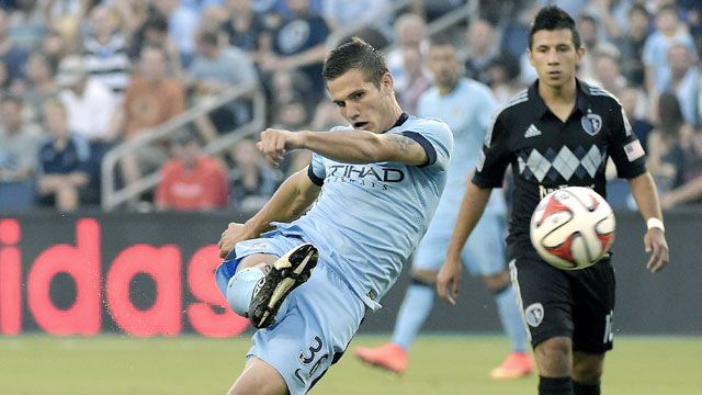 Sporting Kansas City vs. Manchester City