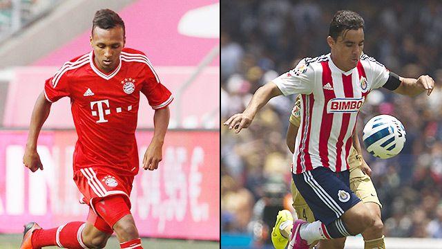Bayern Munich vs. Chivas
