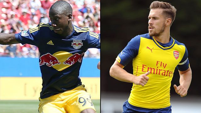 En Espa�ol - New York Red Bulls vs. Arsenal