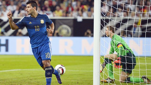 In Spanish - Alemania vs. Argentina (re-air)