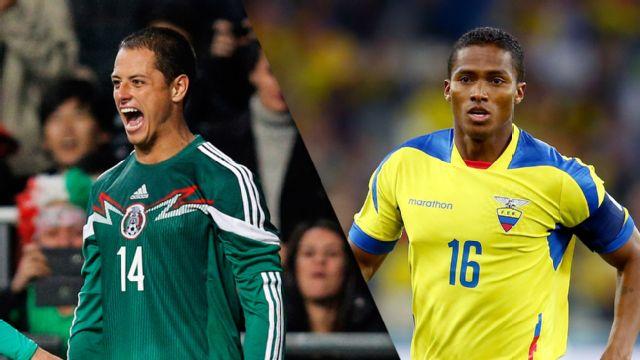 Mexico vs. Ecuador (M Soccer)