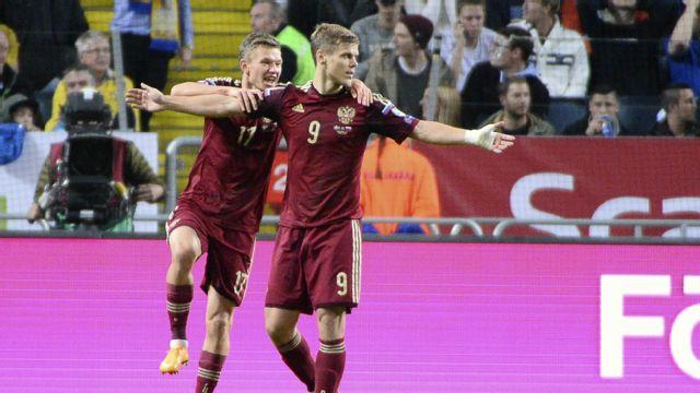 Russia vs. Kazakhstan (M Soccer)