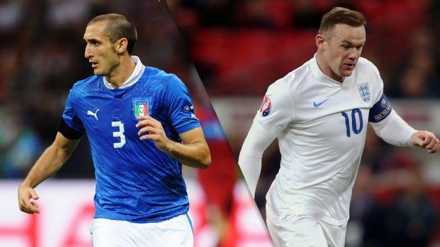 Italy vs. England (M Soccer)