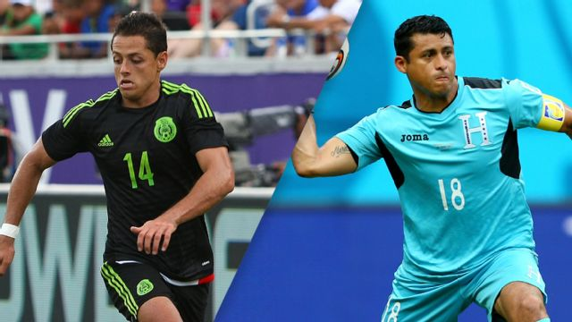 Mexico vs. Honduras (International Friendly)