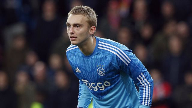 Ajax vs. Dinamo Moscow (International Friendly)