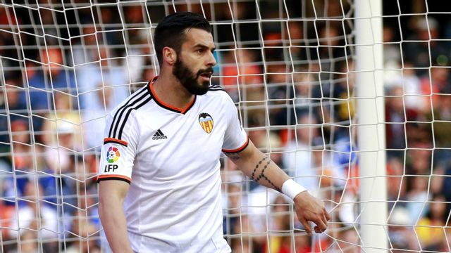 Valencia vs. Wiener Sport Klub (International Friendly)
