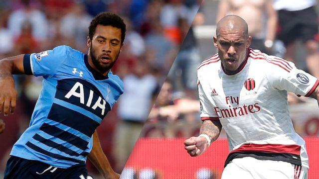 In Spanish - Tottenham Hotspur vs. AC Milan (Tercer Puesto) (Audi Cup)