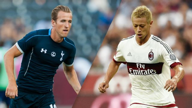 Tottenham Hotspur vs. AC Milan (Third Place) (Audi Cup)