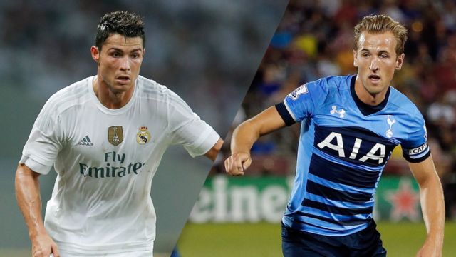 Real Madrid vs. Tottenham Hotspur (Audi Cup)