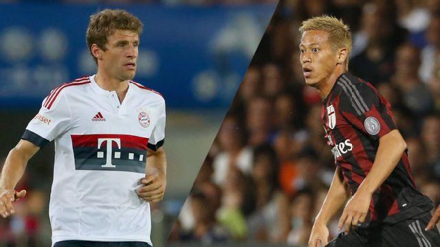 Bayern Munich vs. AC Milan (Audi Cup)