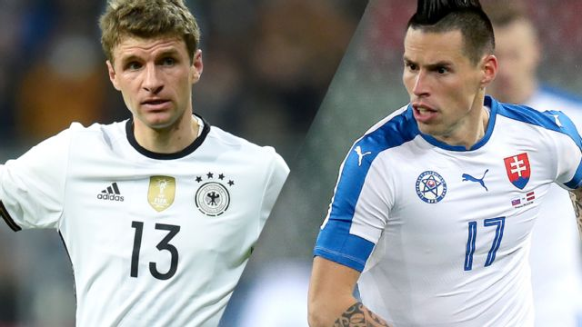 Germany vs. Slovakia (International Friendly)