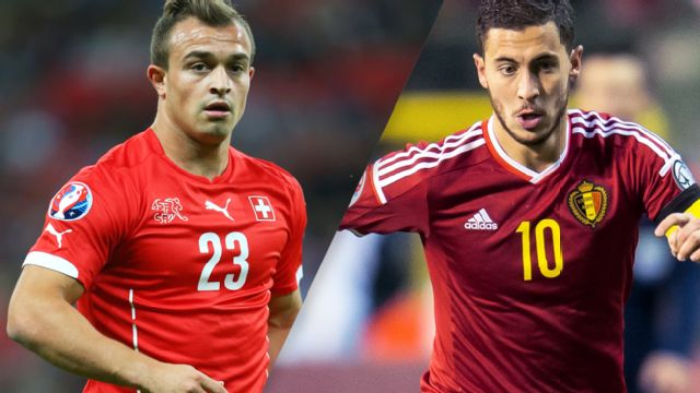Switzerland vs. Belgium (International Friendly) (International Friendly)