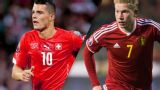 In Spanish - Suiza vs. Belgica (International Friendly)