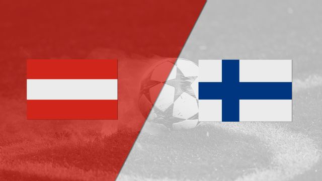 Austria vs. Finland (International Friendly)